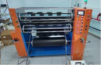 Производство термотрансферной пленки риббон