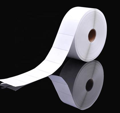 рулон полипропиленовых этикеток для термотрансферной печати